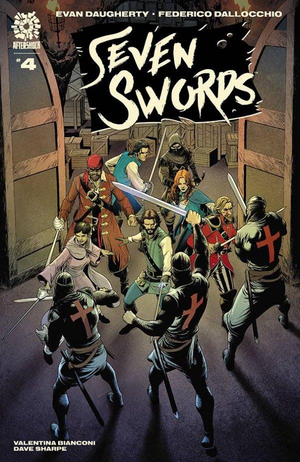 Seven Swords #4