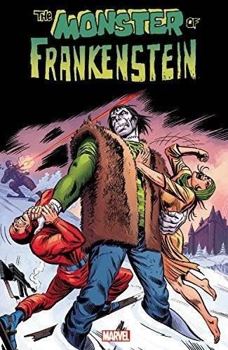 Monster of Frankenstein TP
