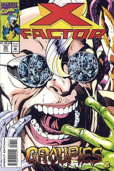 X-Factor #93