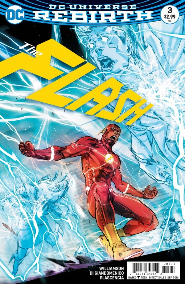 The Flash #3