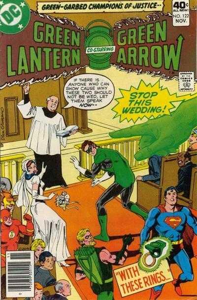 Green Lantern #122