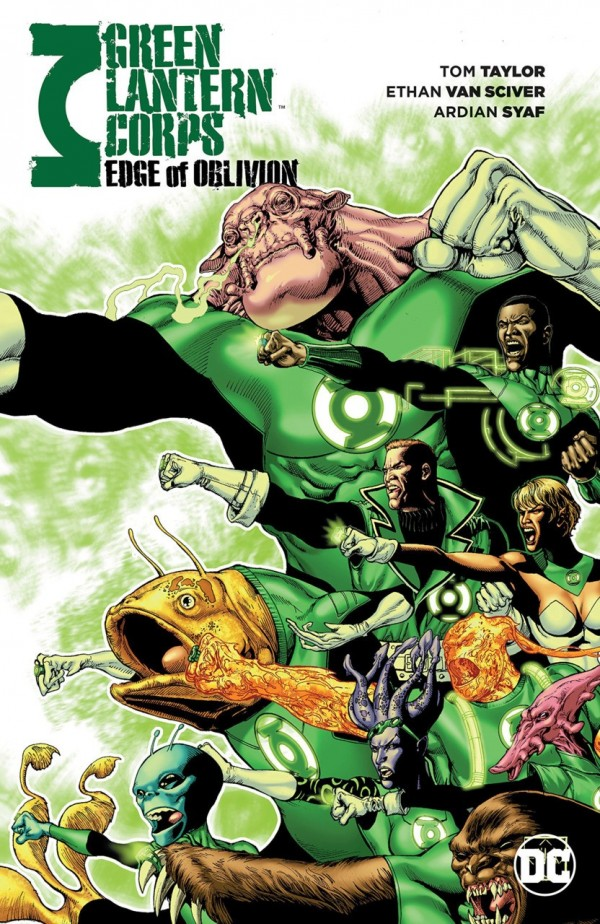 Green Lantern Corps: Edge of Oblivion TP