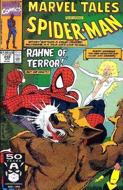 Marvel Tales #248