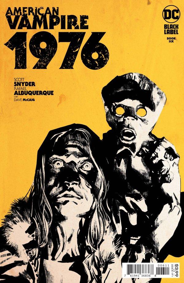 American Vampire 1976 #6