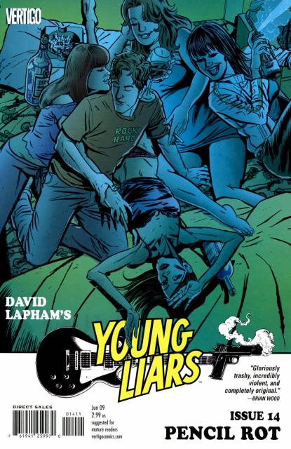 Young Liars #14