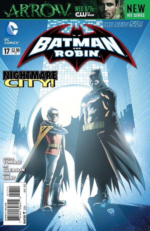 Batman and Robin #17