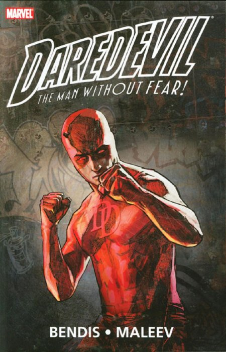 Daredevil By Bendis & Maleev Ultimate Collection Book 2 TP