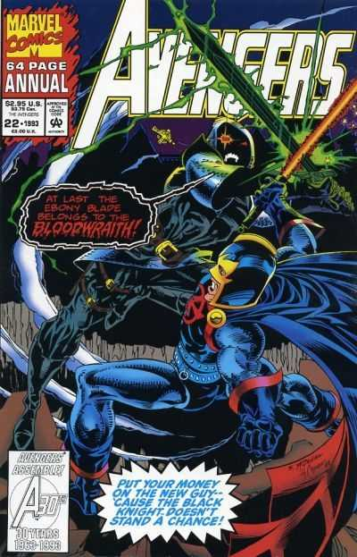 The Avengers Annual #22