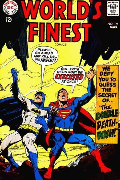 World's Finest Comics #174