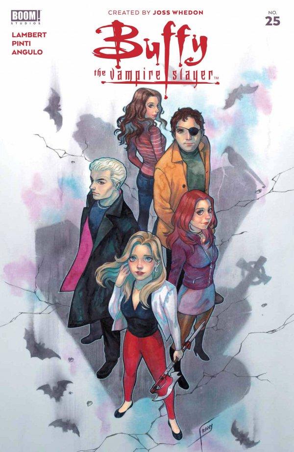 Buffy the Vampire Slayer #25