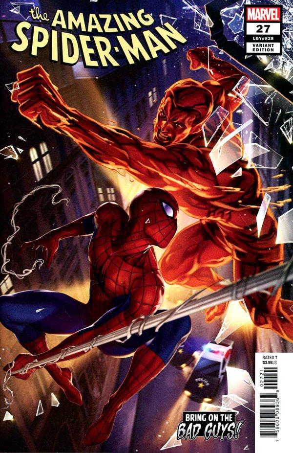 The Amazing Spider-Man #27