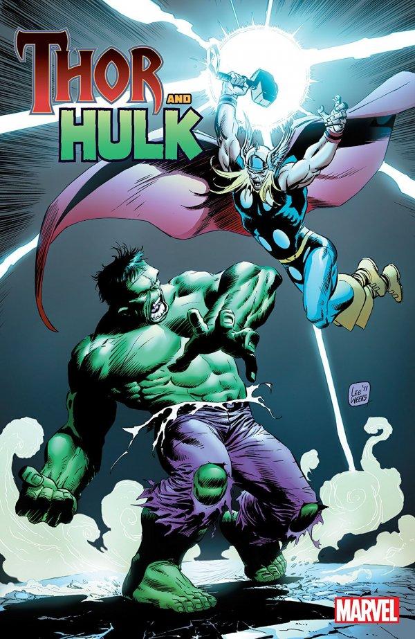 Thor & Hulk Digest TP