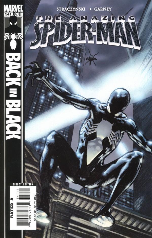 The Amazing Spider-Man #541