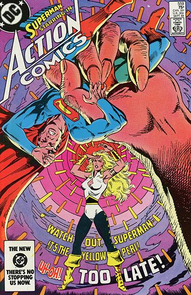 Action Comics #559