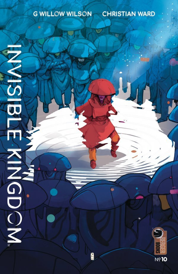 Invisible Kingdom #10 review