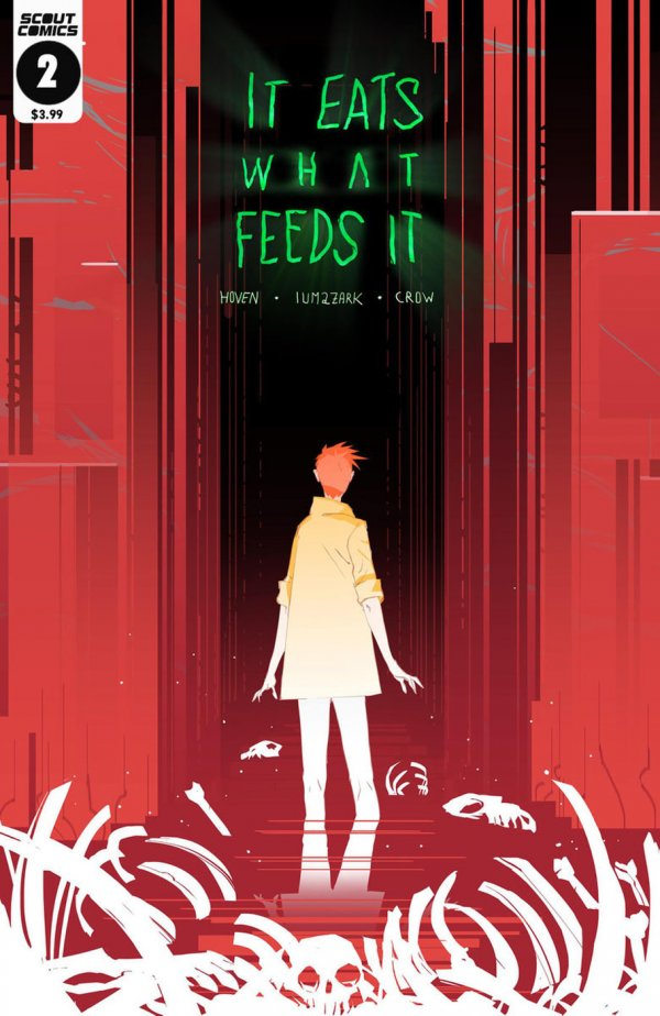 It Eats What Feeds It #2 review