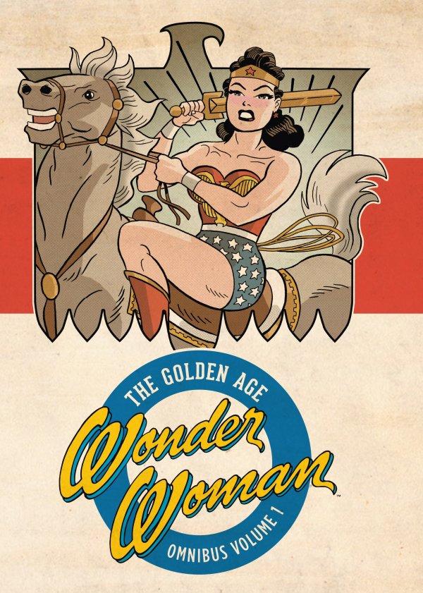 Wonder Woman: The Golden Age Omnibus Vol. 1 HC