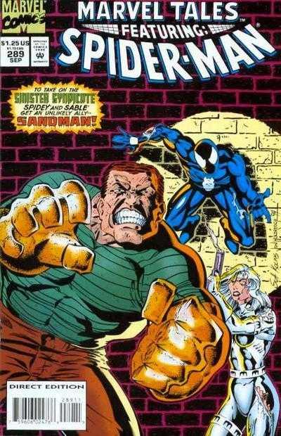 Marvel Tales #289