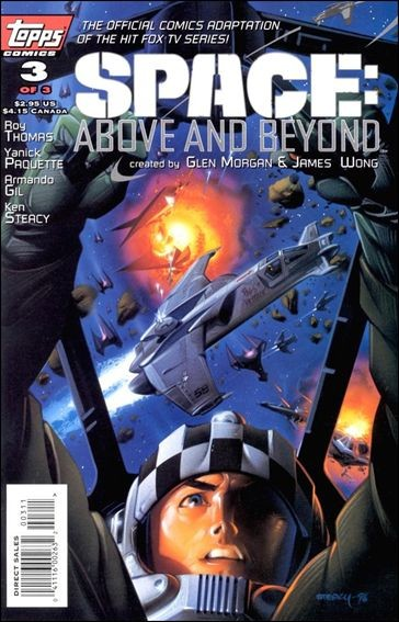 Space: Above and Beyond #3