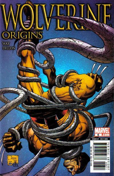 Wolverine: Origins #6