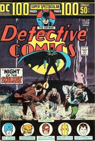 Detective Comics #439
