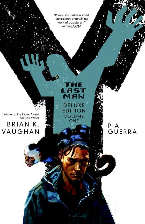 Y: The Last Man Deluxe Edition Vol. 1 HC