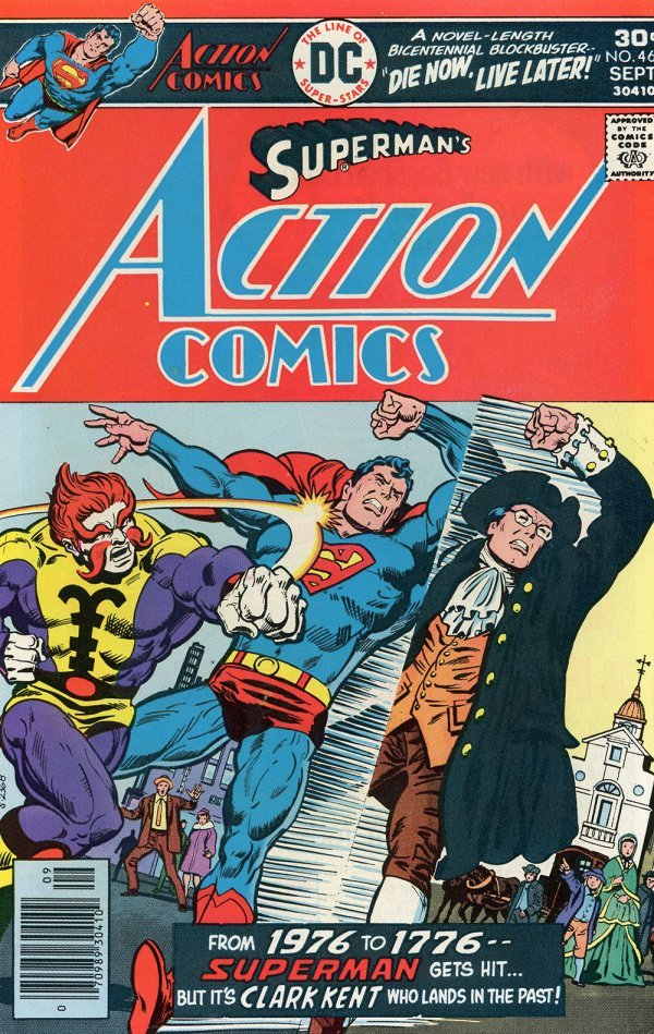 Action Comics #463