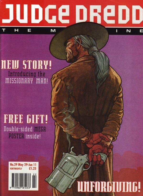 Judge Dredd: The Megazine #29