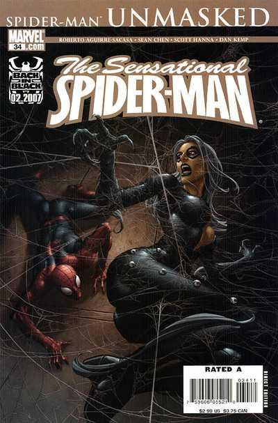 The Sensational Spider-Man #34