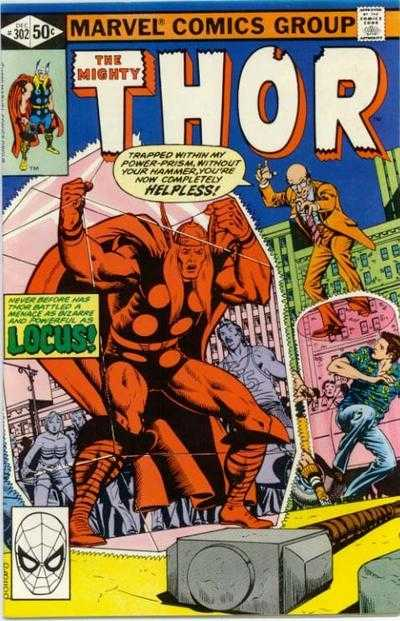 The Mighty Thor #302