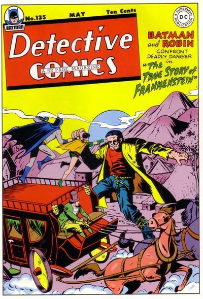 Detective Comics #135