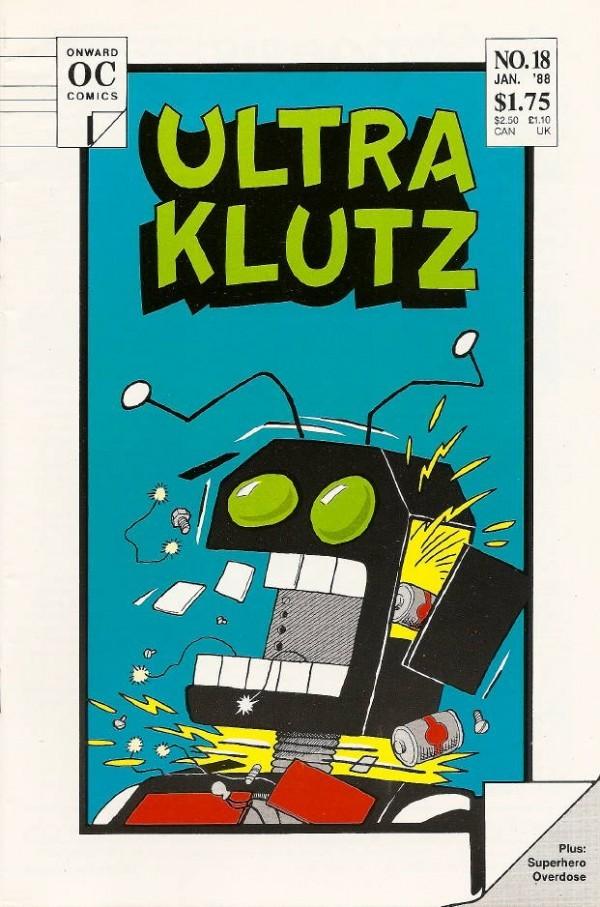Ultra Klutz #18