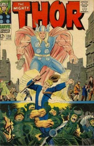 The Mighty Thor #138