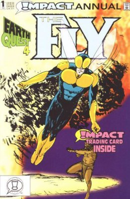 The Fly Annual #1