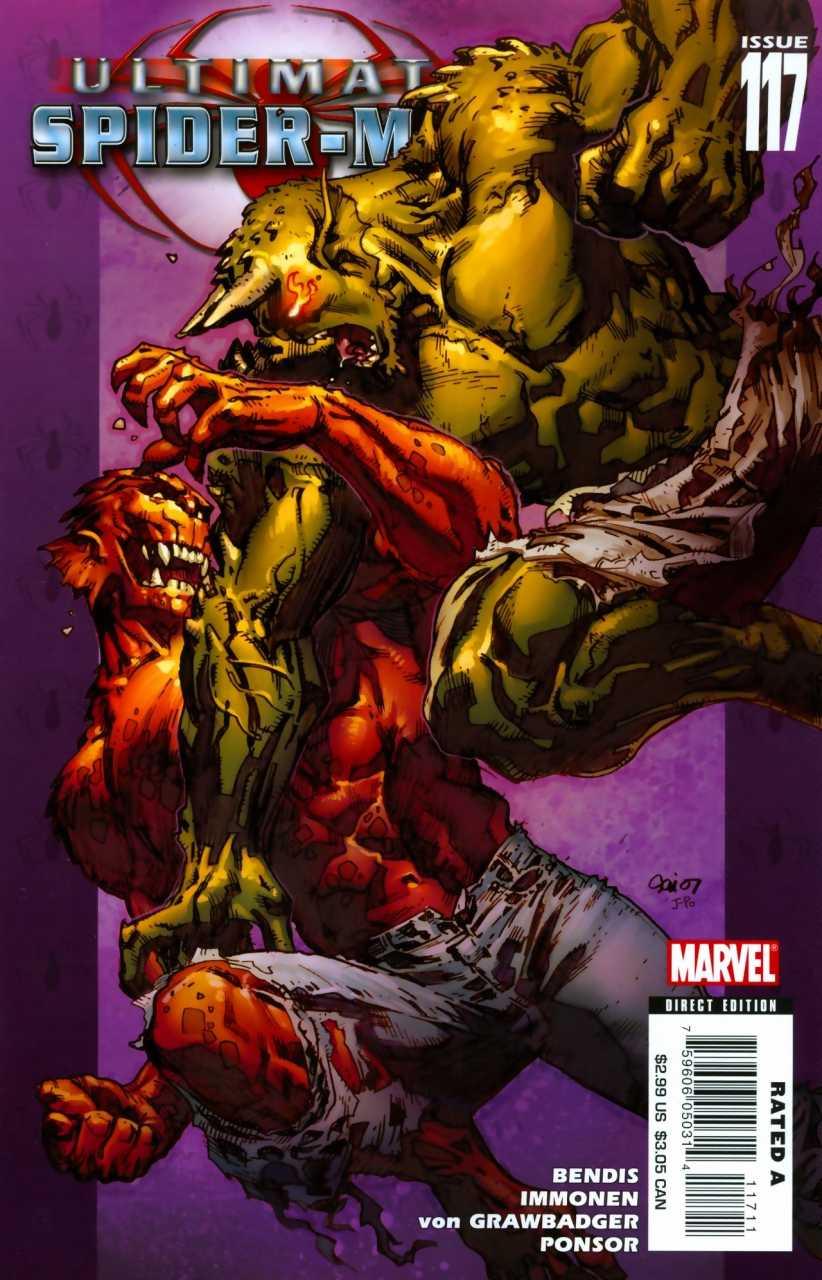 Ultimate Spider-Man #117