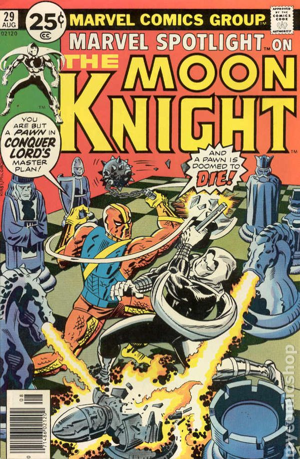 Marvel Spotlight #29