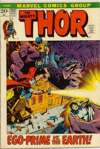 The Mighty Thor #202
