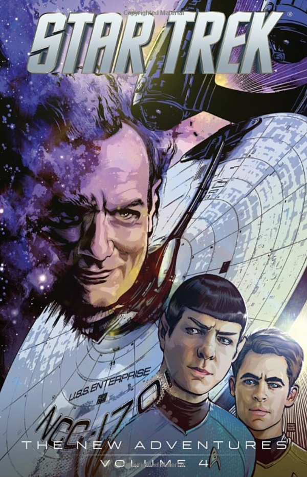 Star Trek New Adventures Vol. 4 TP