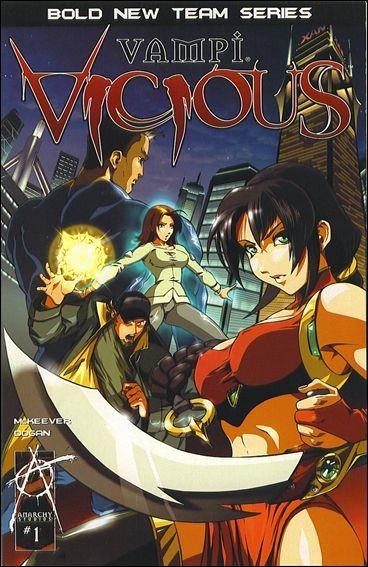 Vampi Vicious #1