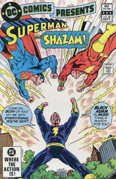 DC Comics Presents #49