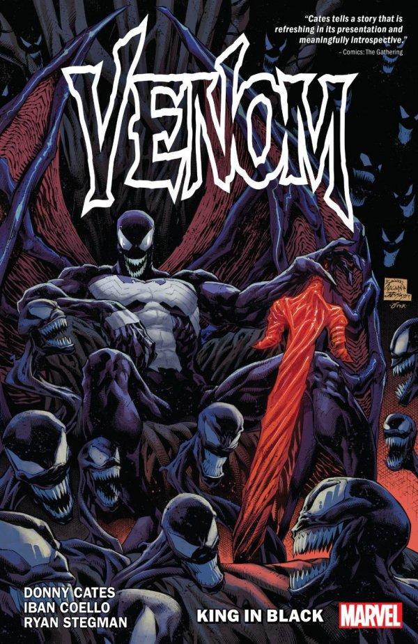 Venom by Donny Cates Vol. 6: King in Black TP