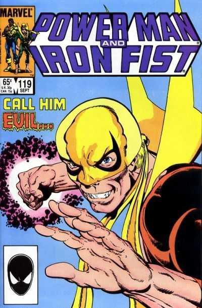 Power Man and Iron Fist #119