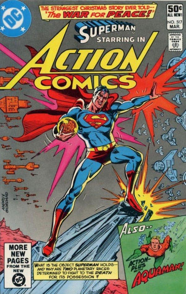 Action Comics #517