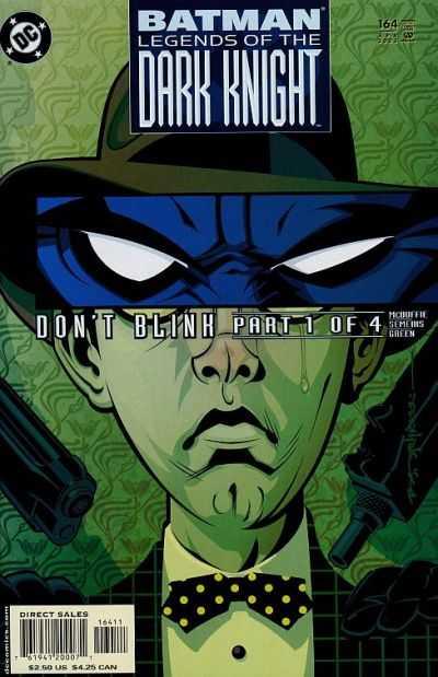 Batman: Legends of the Dark Knight #164