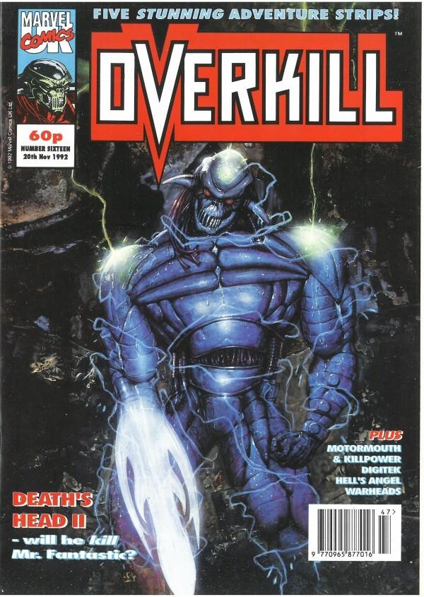 Overkill #16