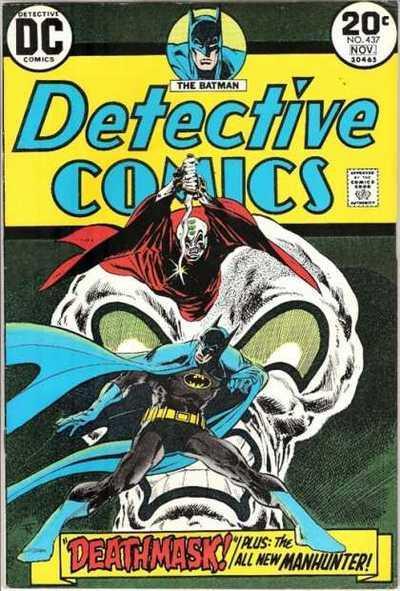 Detective Comics #437