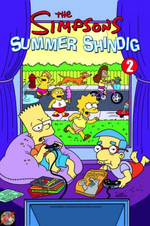 The Simpsons Summer Shindig #2