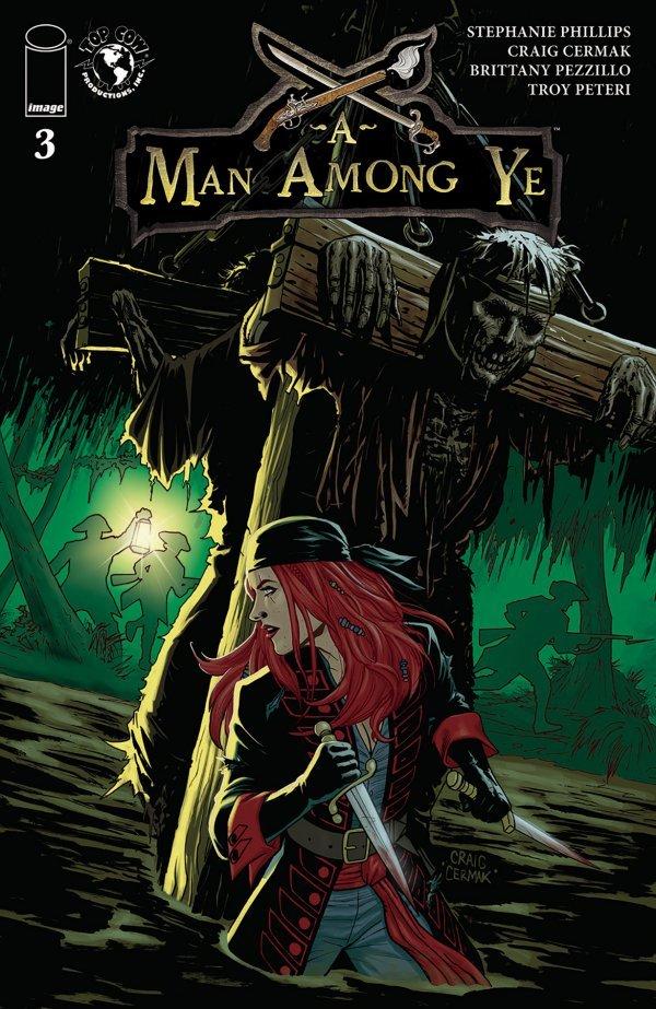 A Man Among Ye #3