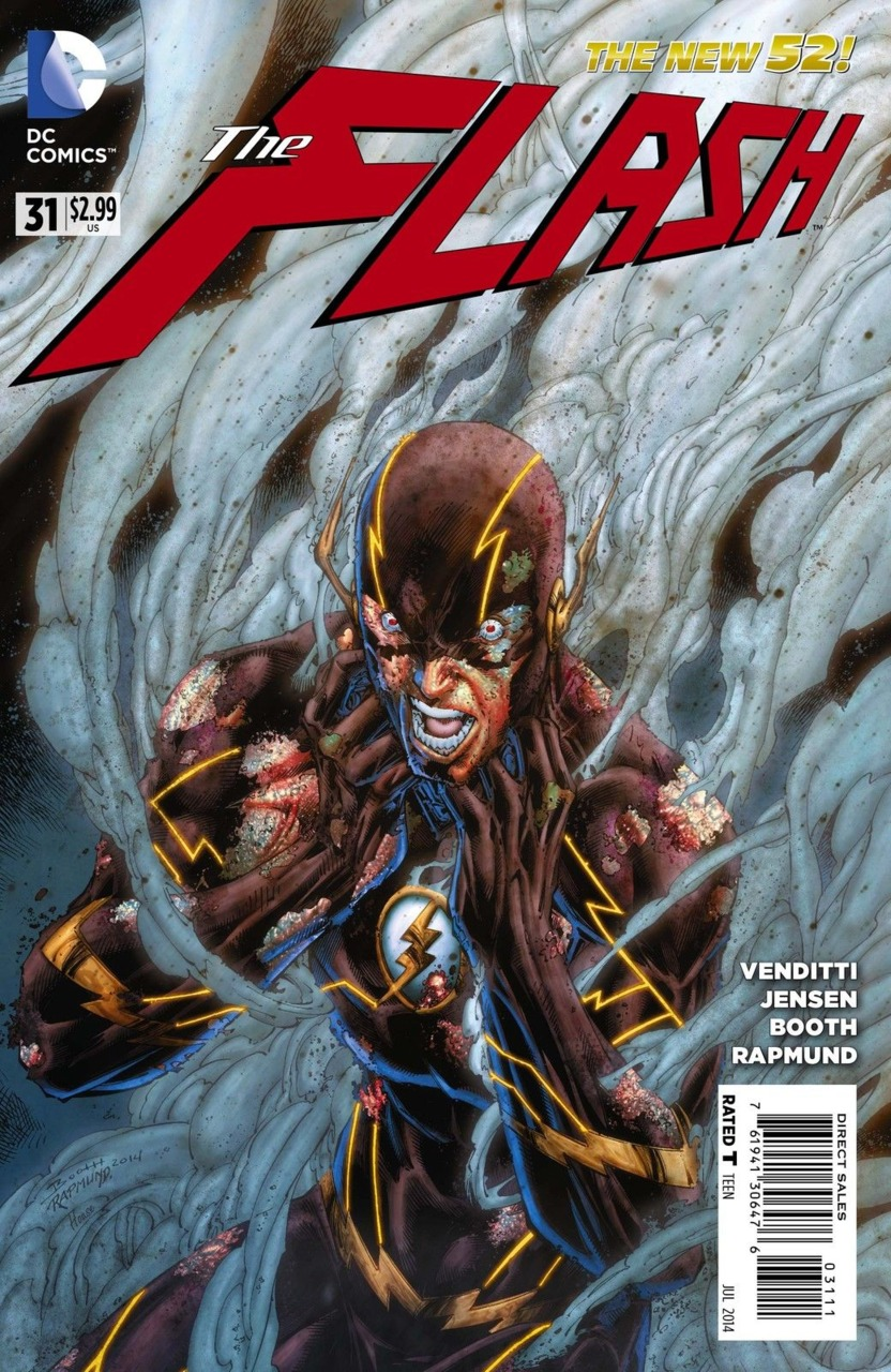 The Flash #31