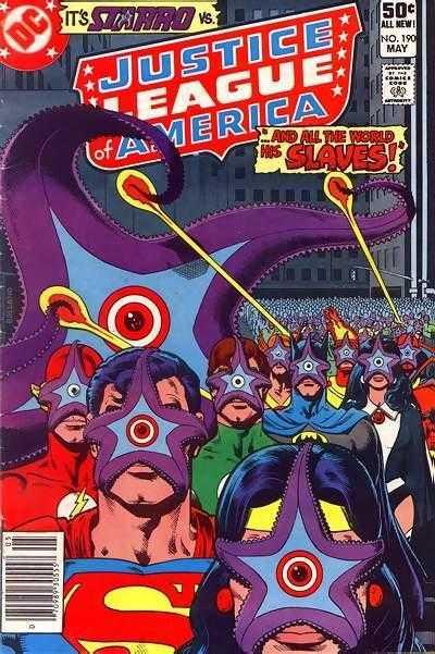 Justice League of America #190